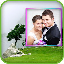 Honeymoon Photo Frames