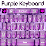 Purple Keyboard 3.12 Apk