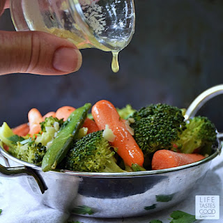 Steamed Baby Vegetables Recipes