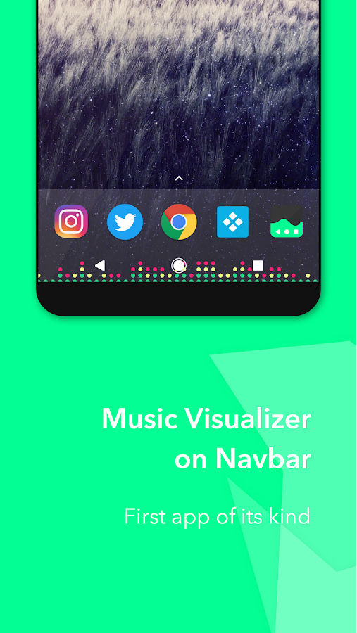 Muviz - Navbar Music Visualizer Screenshot 0