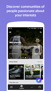 App Yahoo:Newsroom for Communities APK for Kindle