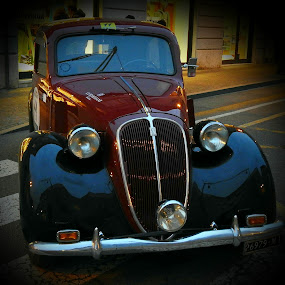FIAT Balilla by Patrizia Emiliani - Transportation Automobiles ( balilla, fiat,  )