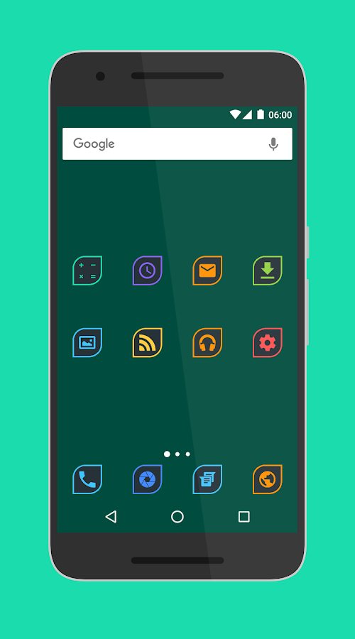 Folium - Icon Pack Screenshot 4