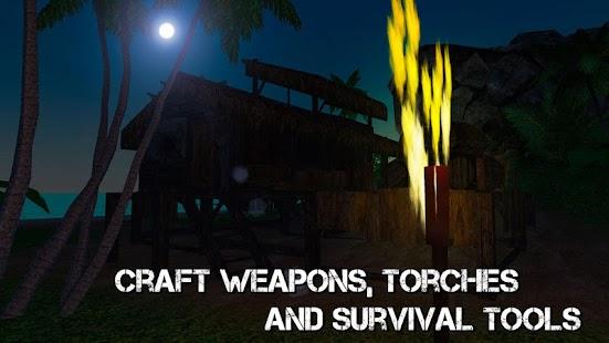 Tropical Island Survival 3D APK for Blackberry
