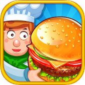 Burger Shop Kids Cooking Story APK for Bluestacks
