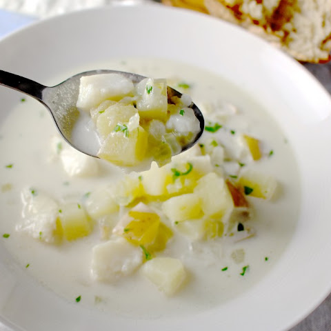 My Mama's Fish Chowder