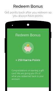 APK App appKarma Rewards & Gift Cards for iOS