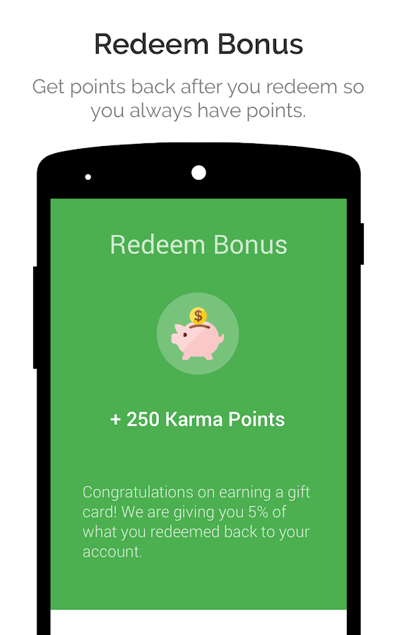 appKarma Rewards & Gift Cards Screenshot 5