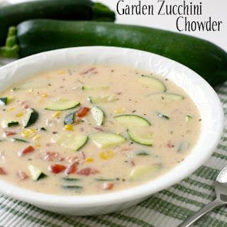 Zucchini Chowder Recipes