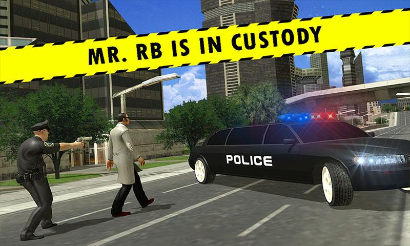 Vip Limo - Crime City Case Screenshot 2