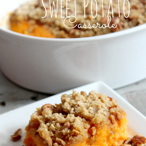 Mom's Sweet Potato Casserole