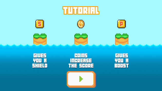 Birdy McFly : Run And Fly Over It! APK screenshot thumbnail 5