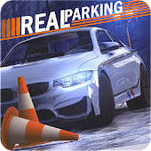 Real Car Parking 2017 Street 3D Icon