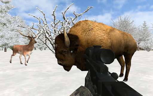 Hunting In The Winter screenshot 3