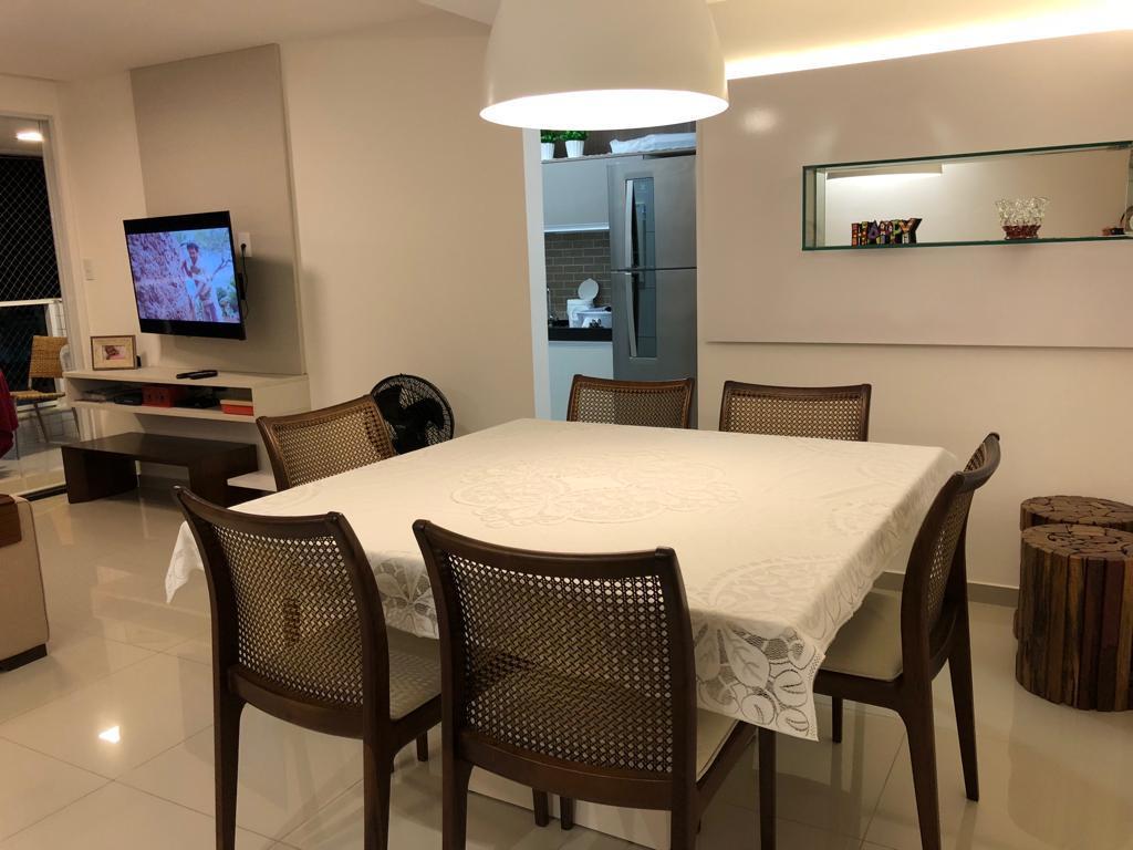 Apartamento com 2 dormitórios para alugar, 78 m² por R$ 3.000/mês - Bessa - João Pessoa/PB