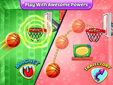 Basketball Superstar - Shoot Crazy Basket Hoops APK screenshot thumbnail 7