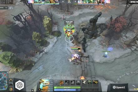 OpenAI bots thrash team of Dota 2 semi-pros, set eyes on mega-tourney
