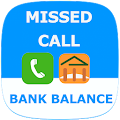 Missed Call Bank Balance APK for Bluestacks
