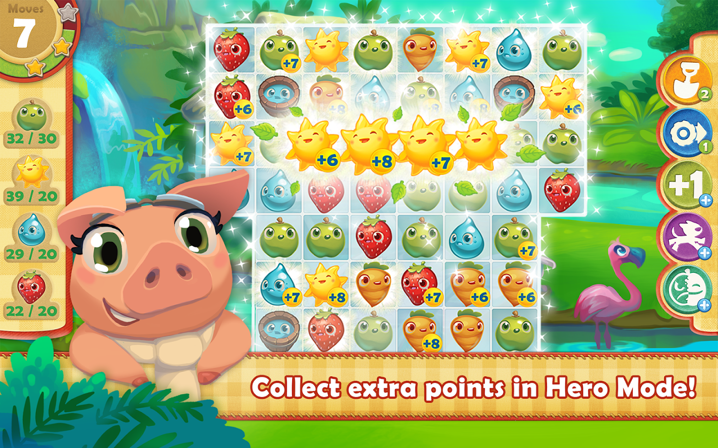 Farm Heroes Saga Screenshot 12