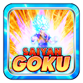 Saiyan Goku Tap Super Z APK for Bluestacks