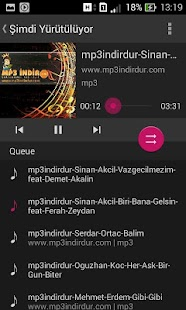 Mp3player - screenshot
