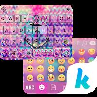 Anchor Galaxy Kika Keyboard PC Download Windows 7.8.10 / MAC