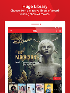 Iflix Global APK screenshot thumbnail 8
