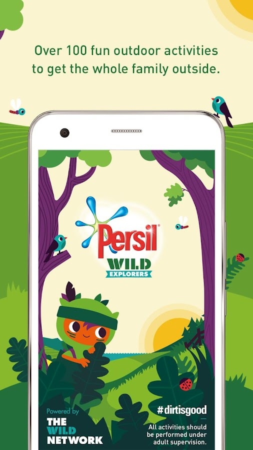 Persil Wild Explorers Screenshot 0