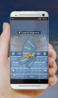 Screenshot of Crab GO Keyboard