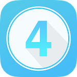 Four - Trivia Game Icon