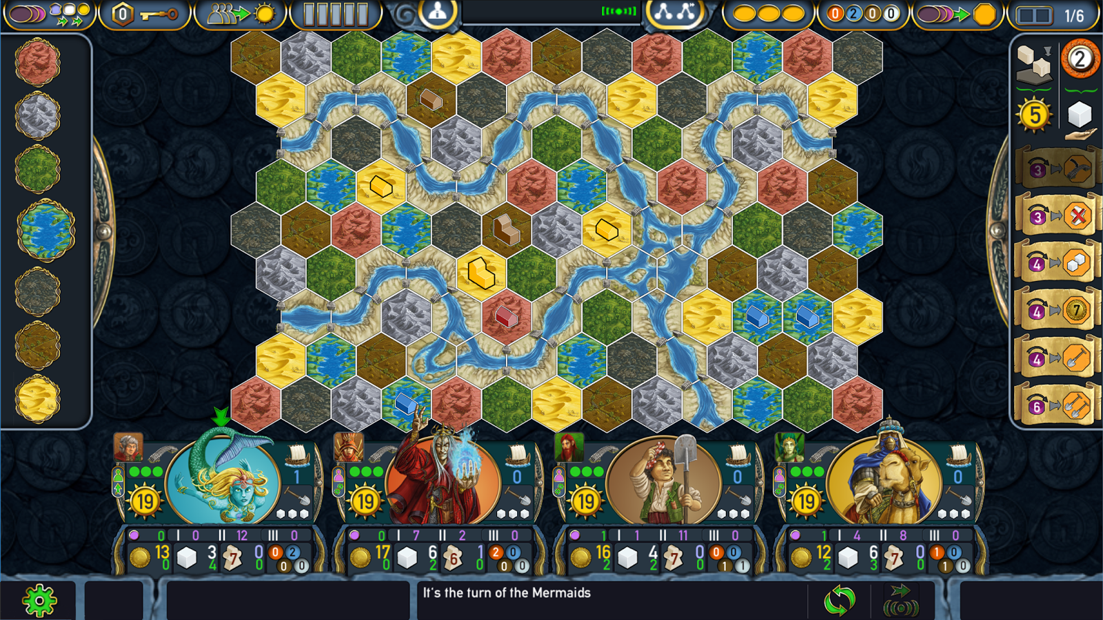 Terra Mystica Screenshot 4
