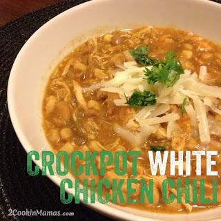 White Chicken Chili Crock Pot Taco Seasoning Recipes