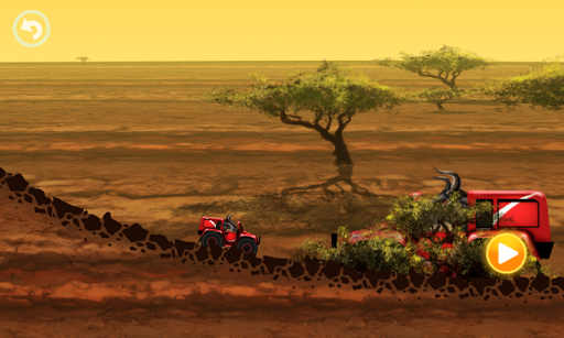 Fun Kid Racing - Safari Cars - screenshot