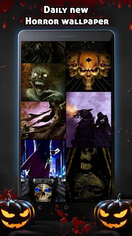 Horror HD Wallpaper Screenshot