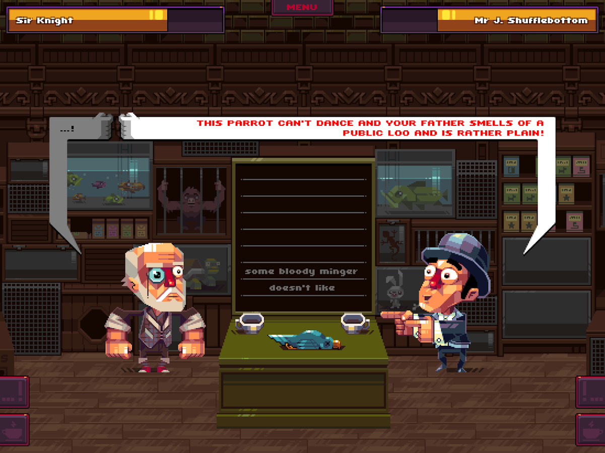 Oh...Sir! The Insult Simulator Screenshot 9