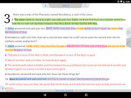 Screenshot of ESV Bible