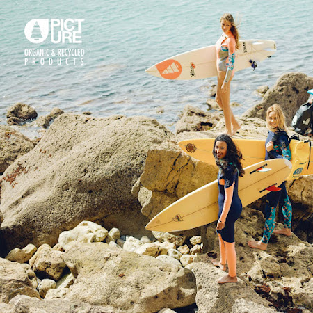 Pacific Boardshop Wetsuits 2017 - Picture Organic Clothing