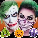 Halloween Photo Editor - Scary Mask Icon
