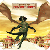 APK Game Game of Dragon Throne for BB, BlackBerry
