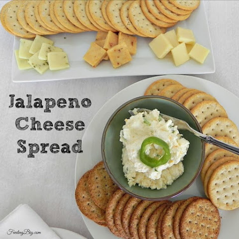 Jalapeño Cheese Spread