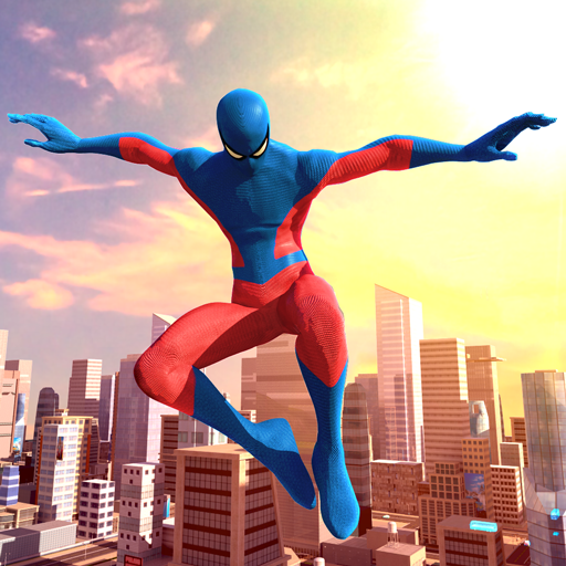 Spider Hero: New York City Battle (game)
