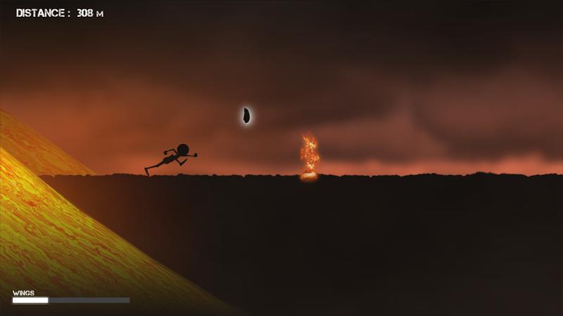 Apocalypse Runner 2: Volcano Screenshot 2