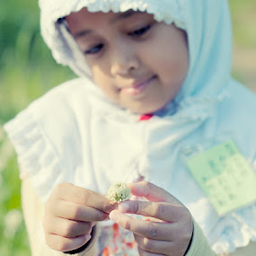 My Flower by Donny Koerniawan - Babies & Children Children Candids