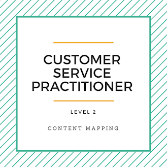 Customer Service Practioner Level 2