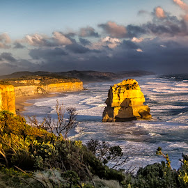 Great Ocean Road by Stanley P. - Landscapes Travel