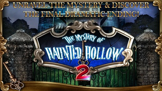 The Mystery of Haunted Hollow 2 - Escape Games