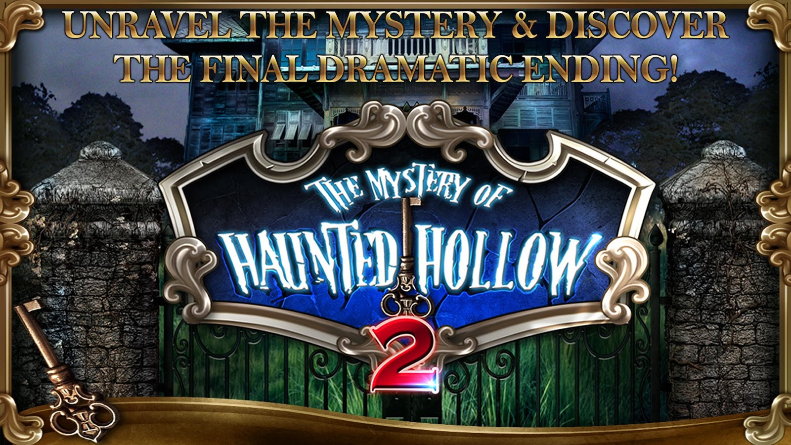 Mystery of Haunted Hollow 2 Screenshot 0