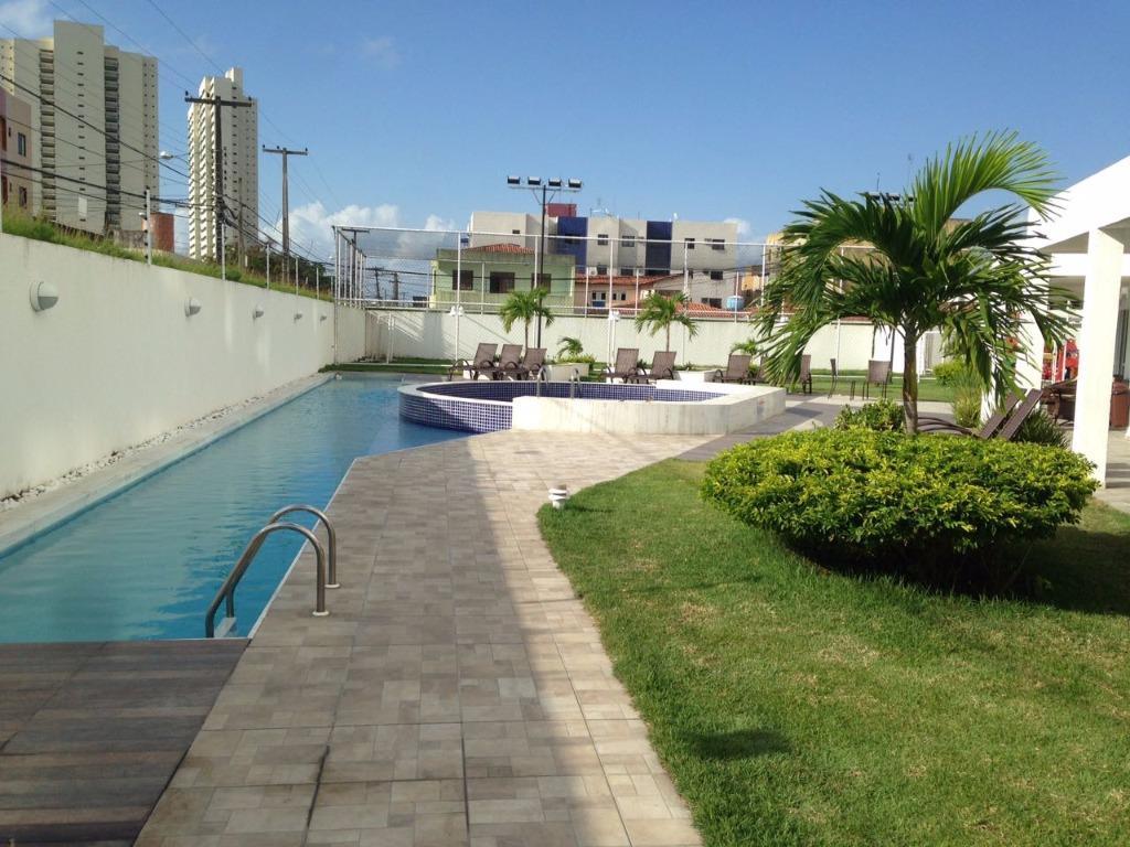 Apartamento residencial à venda, Bancários, João Pessoa - AP5035.
