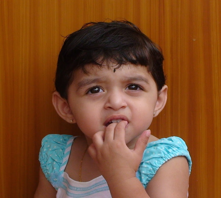Curious Looks by Leelamohan Anantharaju - Babies & Children Child Portraits (  )