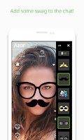 Screenshot of Azar-Video Chat&Call,Messenger